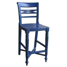 Rfls W/s Counter Stool- Nvy