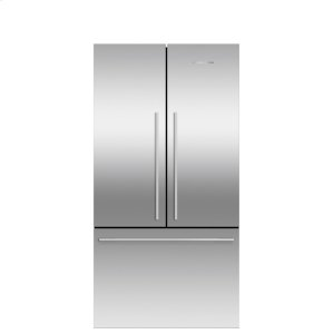 "Fisher & PaykelFreestanding French Door Refrigerator Freezer, 35 7/16"", 20.1 cu ft, Ice only"
