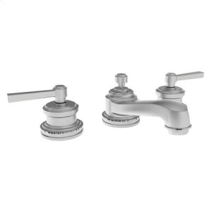 Satin-Nickel Widespread Lavatory Faucet Product Image