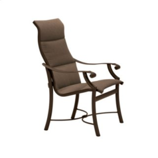Montreux Padded Sling High Back Dining Chair