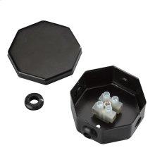 Splice Box Assembly - Black BK