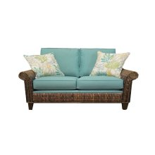 Loveseat, Available in Abaca or Seagrass Finish.