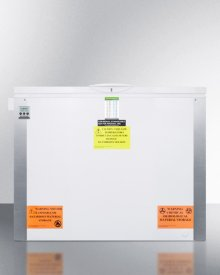Laboratory Chest Freezer Capable of -35 C (-31 F)operation