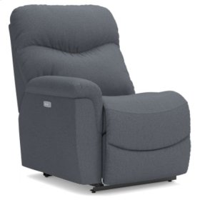 James Power Right-Arm Sitting Recliner