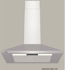 "30"" Wall Mount Chimney Hood 300 Series - Stainless Steel DKE9305AUC"