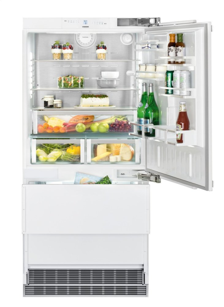 "Liebherr36"" Combined Refrigerator-Freezer With Nofrost For Integrated Use"