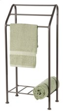 Iron Towel Stand - Monticello Product Image