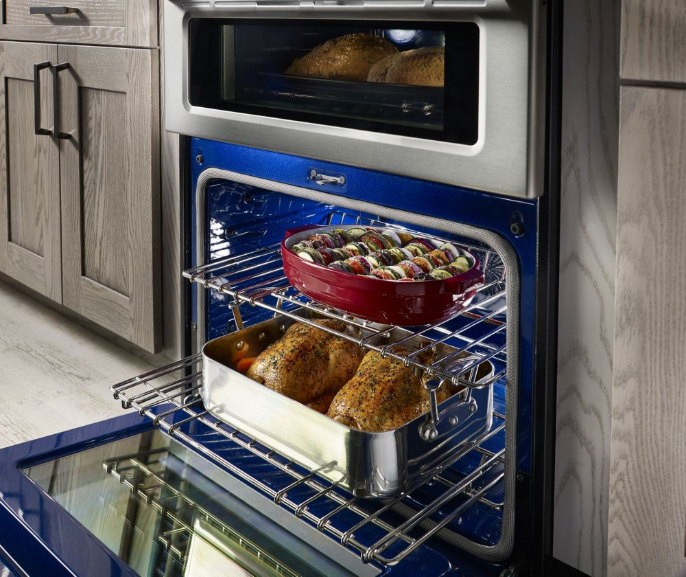 KFGD500ESSKitchenaid 30-Inch 5 Burner Gas Double Oven ...