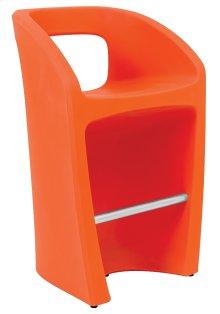 Radius Bar Stool with Weight