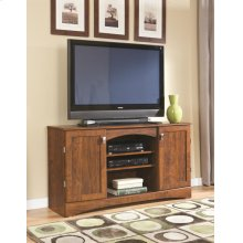 "54"" Persimmon Entertainment Console"