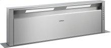 "400 series Retractable downdraft ventilation Stainless steel Width 46 5/8"" (118 cm)"