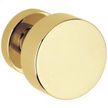 Lifetime Polished Brass 5055 Estate Knob