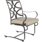 Spring Base dining Arm Chair Product Image