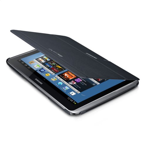 Galaxy Note 10.1 Magnetic Book Cover, Gray