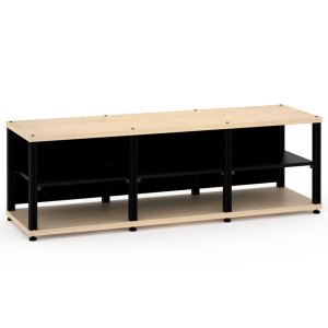 Salamander DesignsSynergy 20 Triple-Width Core Module, Maple with Black Posts
