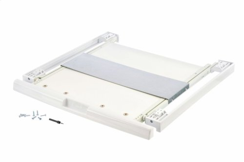 Stacking Kit With Pull-Out Shelf WTZ11300, WTZ11300UC, WZ20300