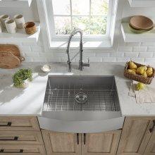 Pekoe 30x22-inch Stainless Steel Apron Sink  American Standard - Stainless Steel