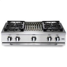 "Precision 36"" Gas Range Top"