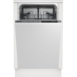 "Blomberg Appliances18"" Top Control Slim Dishwasher"