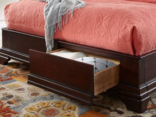 Newport Sleigh Bed