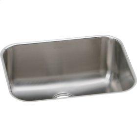 "Elkay Stainless Steel 23-1/2"" x 18-1/4"" x 10"", Single Bowl Undermount Sink"