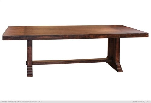 Wooden Table top & base