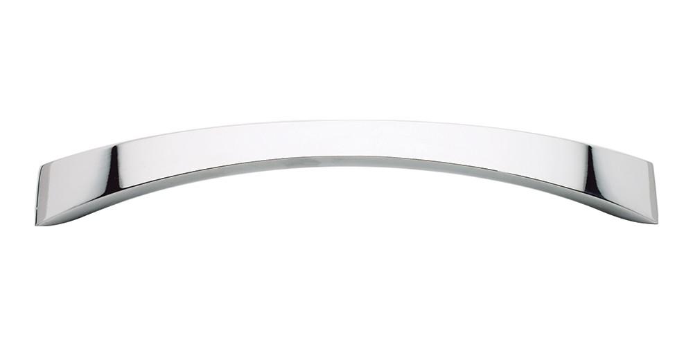 Sleek Pull 6 5/16 Inch (c-c) - Polished Chrome