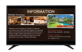"""49"""" Class (46.3"""" Diagonal) Direct LED SuperSign Commercial TV Signage"""