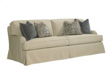 Stowe Slipcover Sofa - Khaki