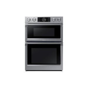 "Samsung30"" Flex Duo™ Microwave Combination Wall Oven in Stainless Steel"