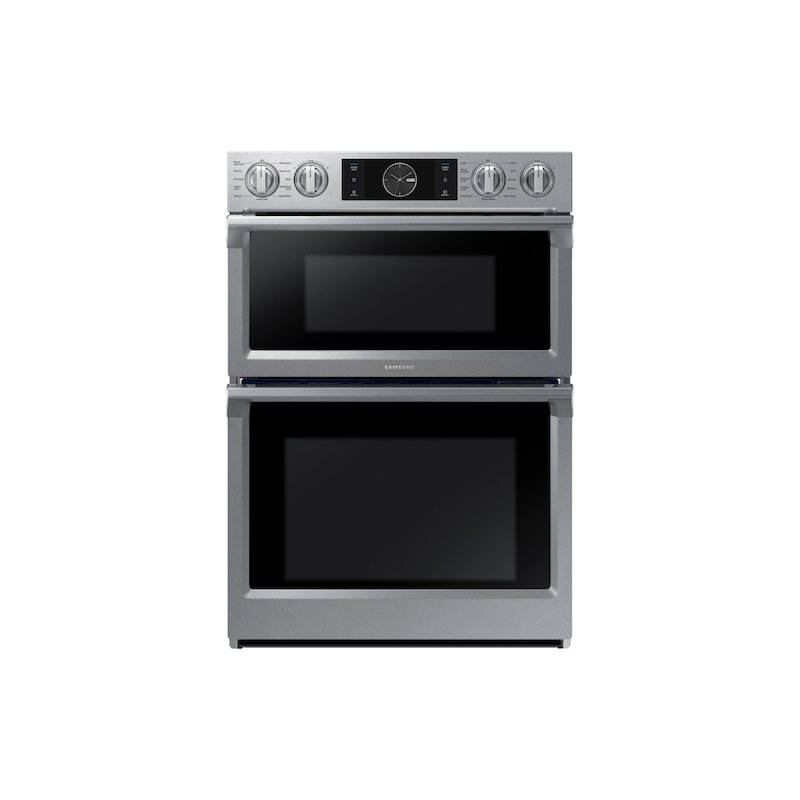 """30"""" Flex Duo™ Microwave Combination Wall Oven in Stainless Steel"""