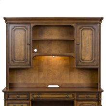 Jr. Executive Credenza Hutch