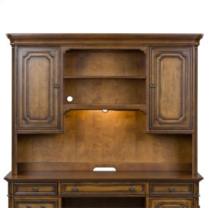 Liberty Furniture IndustriesJr. Executive Credenza Hutch