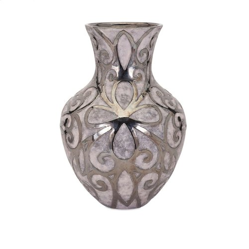 Rowena Large Earthenware Vase