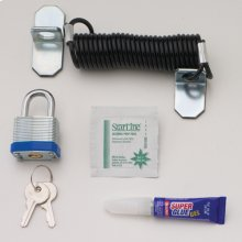 12' Cable Lock Kit