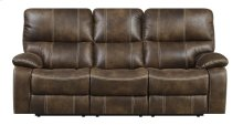 Emerald Home Jessie James Sofa Chocolate Brown U7130-18-05