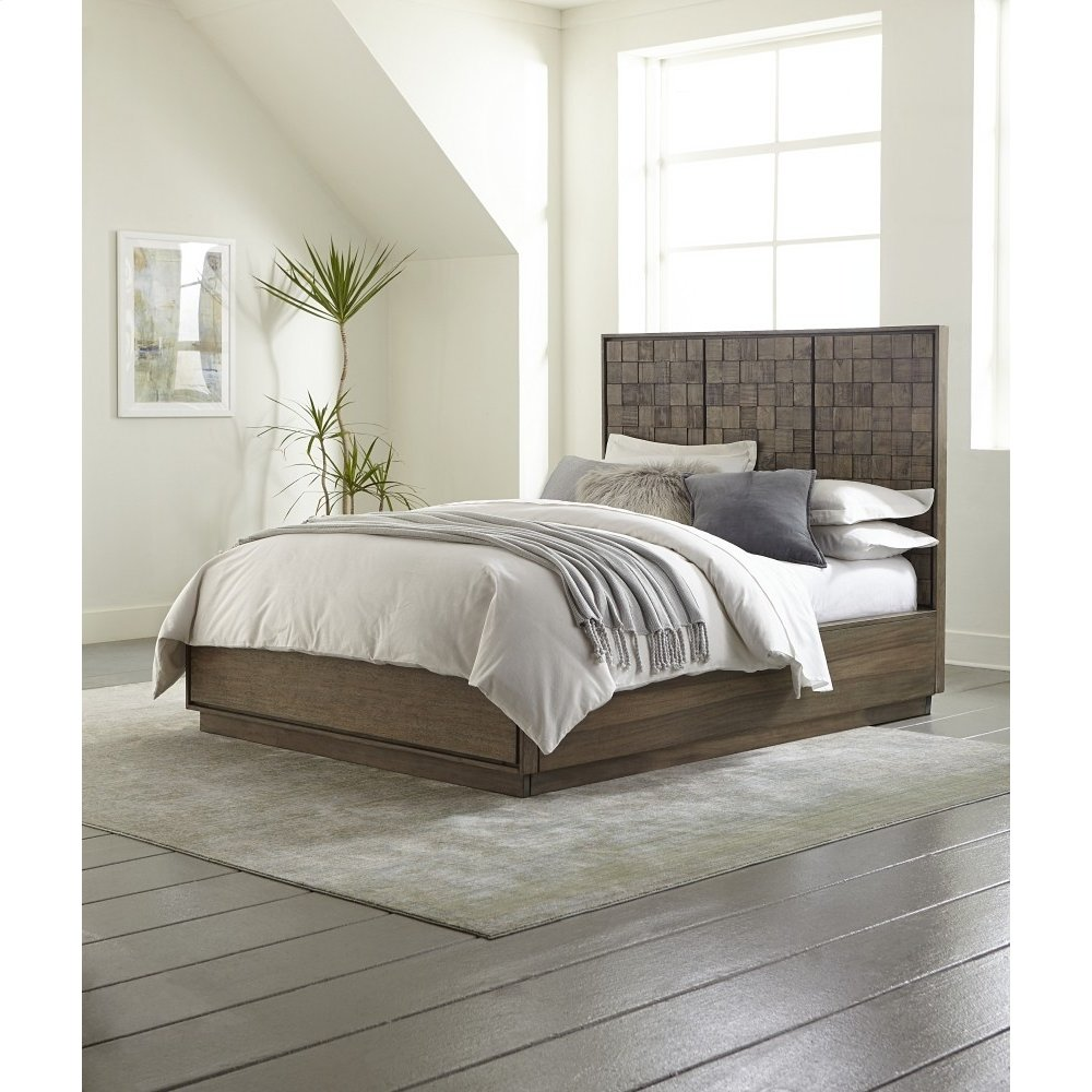 Berkeley King Platform Bed