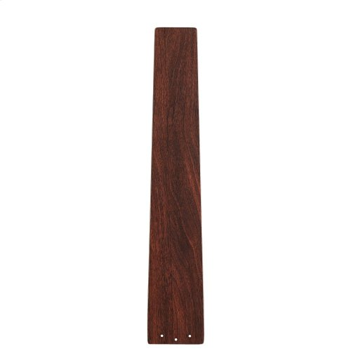 """Arkwright 58"""" Reversible Wood Blade Clear Oil Brushed Bronze"""