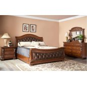 Orleans Sleigh Bed
