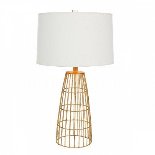 Dinard Gold Table Lamp