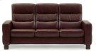Stressless Wave Highback Medium Sofa Product Image