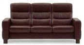 Stressless Wave Highback Medium Sofa