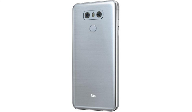 LS993BOOST in Ice Platinum by LG in Woodruff, WI - LG G6