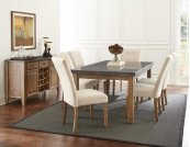 "Debby Bluestone Table Top 42"" x 70"""