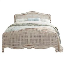 Covington Rattan Bed - Low