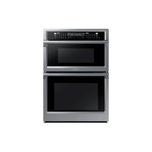 "Samsung30"" Microwave Combination Wall Oven in Stainless Steel"