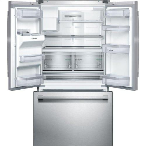 36 inch Standard Depth French Door Bottom Freezer 800 Series - Stainless Steel ****OPEN BOX ITEM****