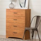 4-Drawer Chest Dresser - Country Pine Product Image