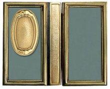 Double Door Rim Lock Haussman Style