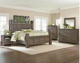 Hayward Mansion King Size 3-Piece Bed